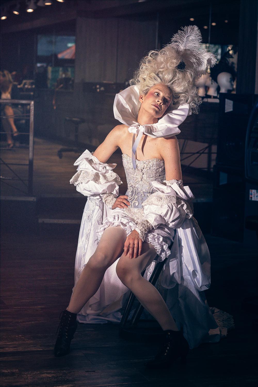 Minuete fashion editorial
