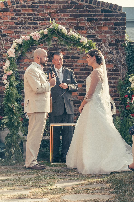 Wedding Editorial Ceremony