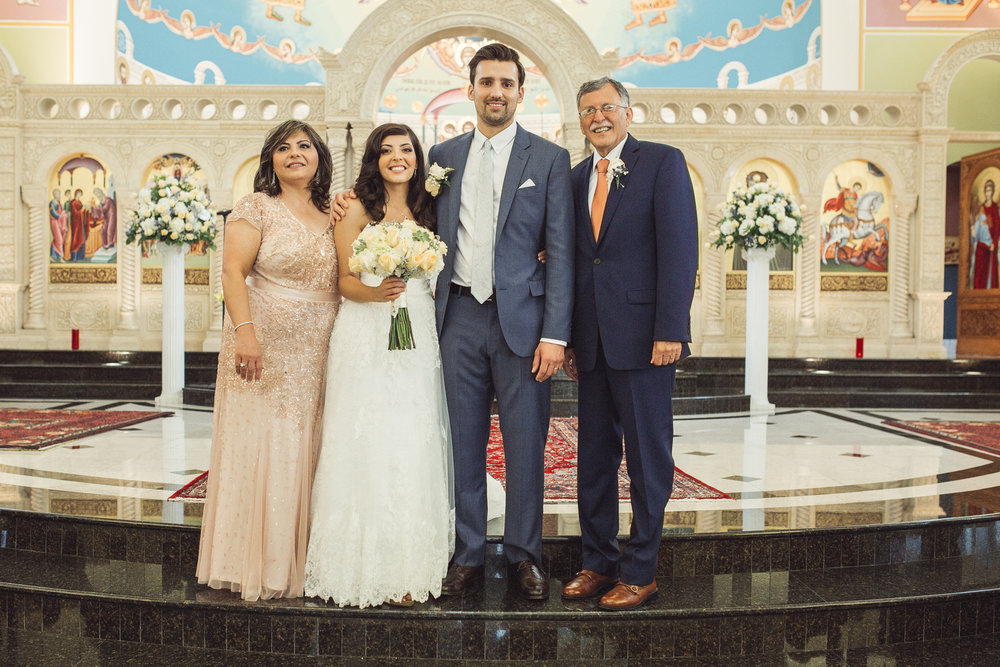 Family, wedding editorial