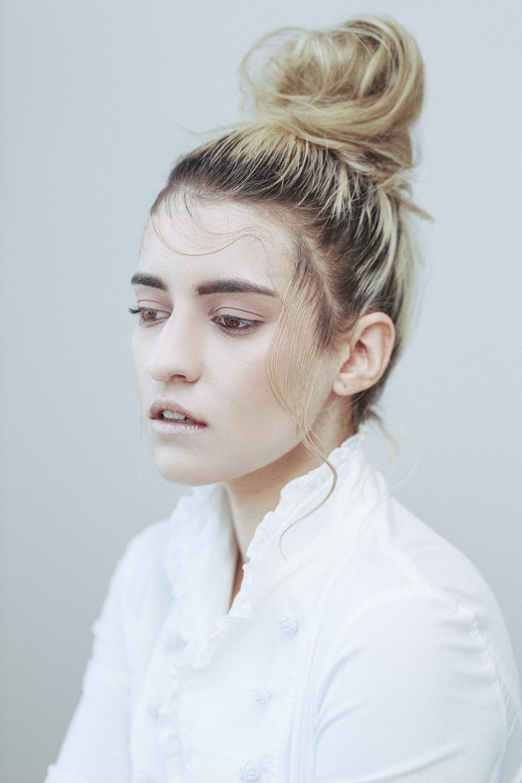 Claire Beauty Portrait