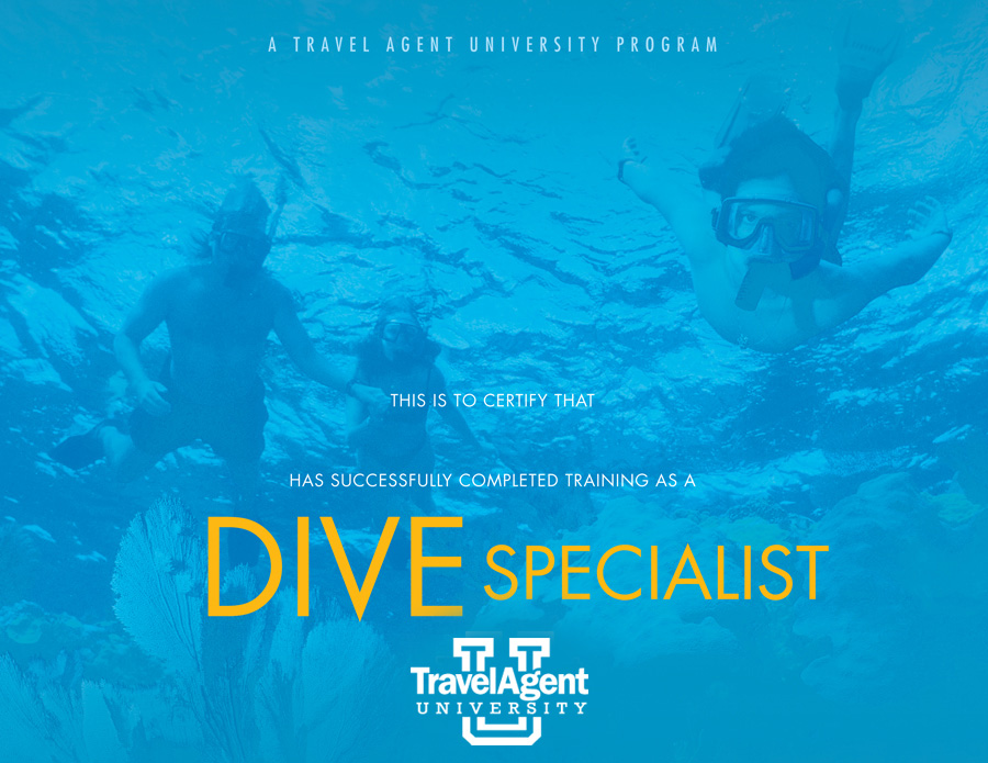 Certified Dive Specialist