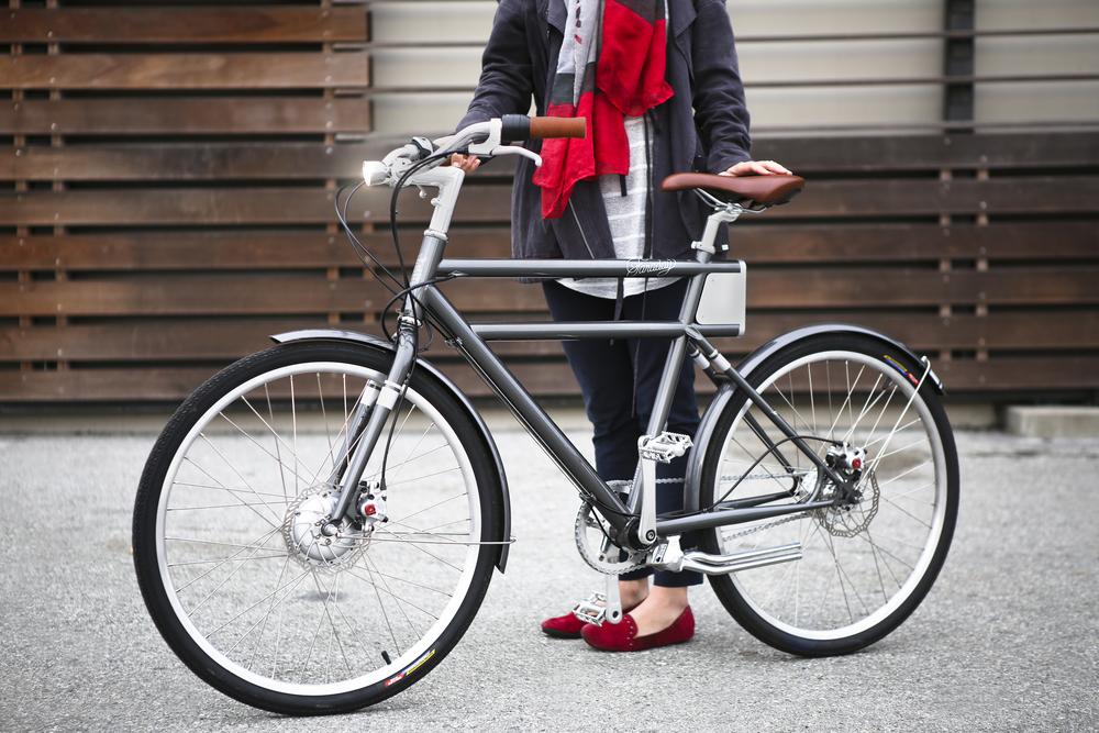 Faraday Porteur S E-bike