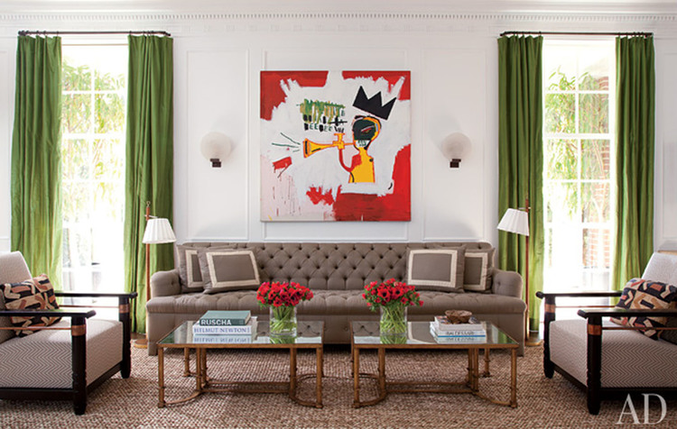 05 Steve Tisch Beverly Hills Home1