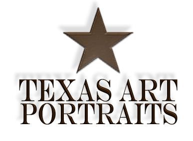 Texas Art Portraits