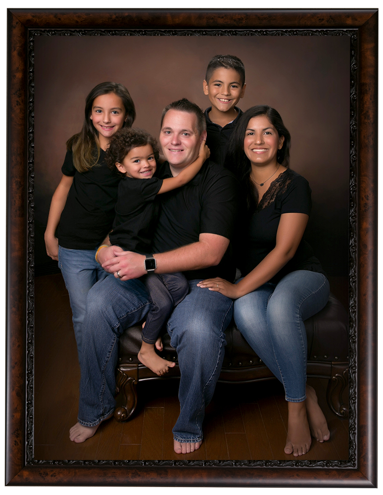 Family Portraits Round Rock Texas