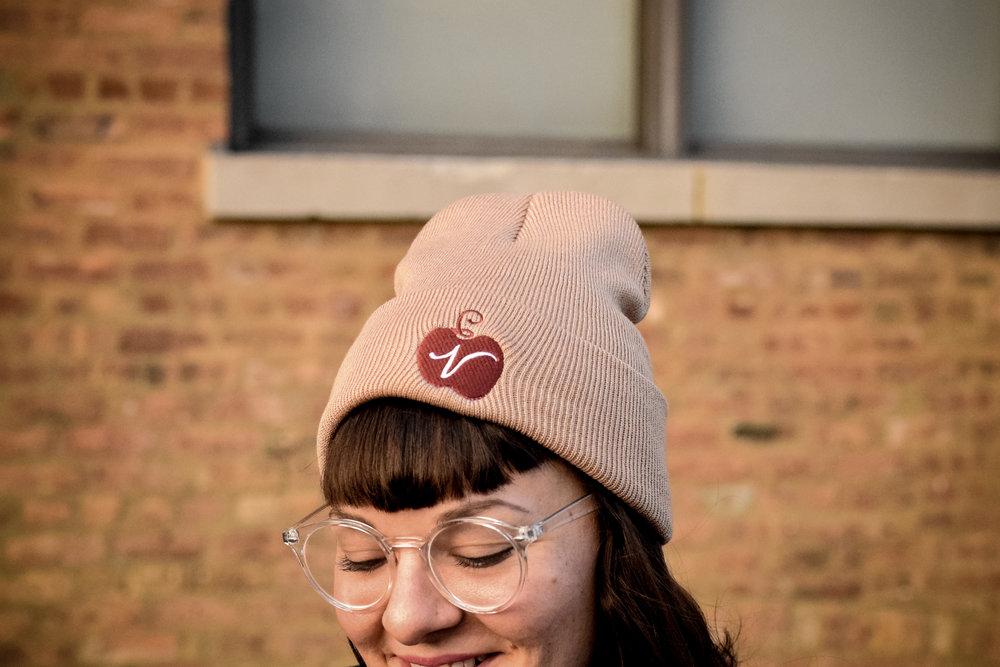 Virtue Cider Knit Hat