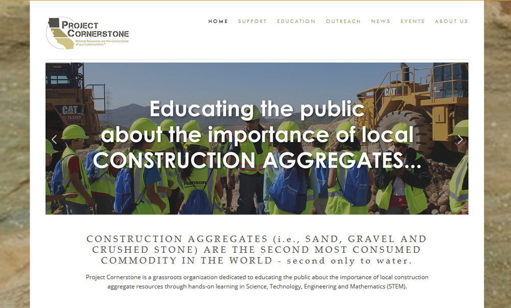 Project Cornerstone Website Home Page.png