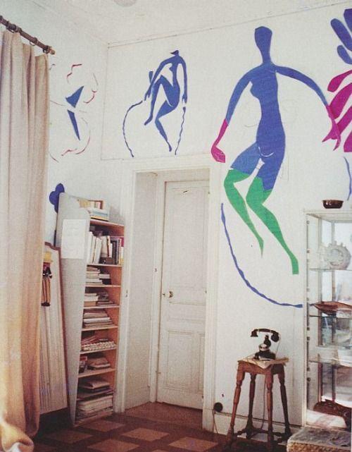 Henri Matisse's studio, Hotel Regina, Nice, ca. 1952..jpg