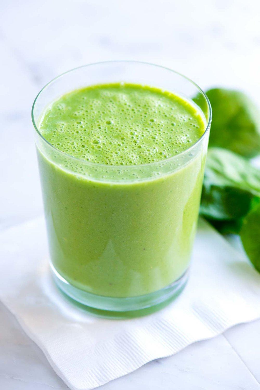 Green Brain Gains Smoothie