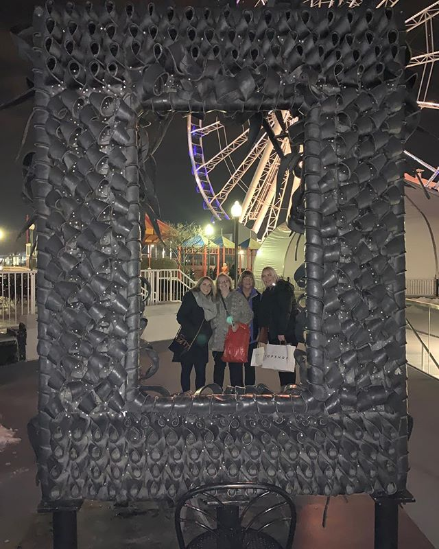 🎡 . .  #dentist #dental #midwinterchicago #navypier #chittenango