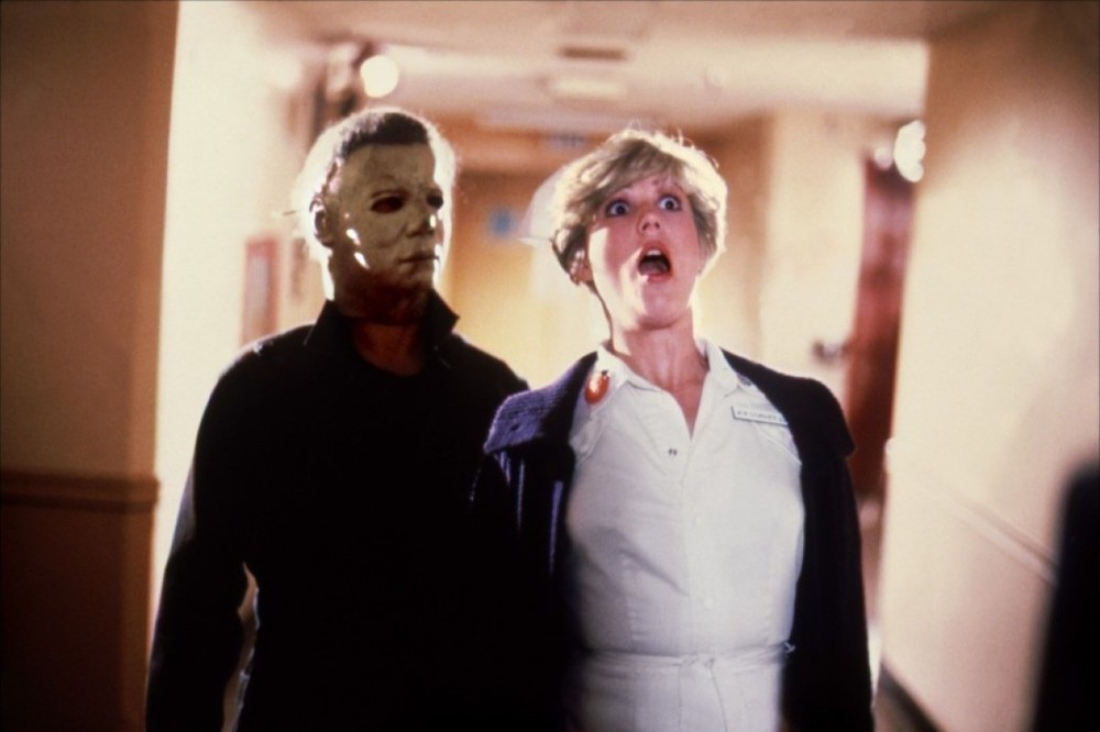 Halloween II , more brutal but less scary?