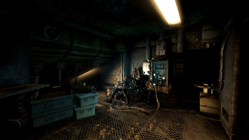 Soma, from Frictional Games