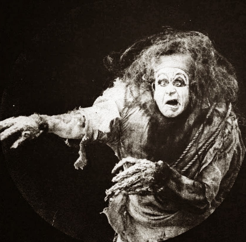 Charles Ogle as the monster in J. Searle Dawley's 1910 film adaptation of Frankenstein