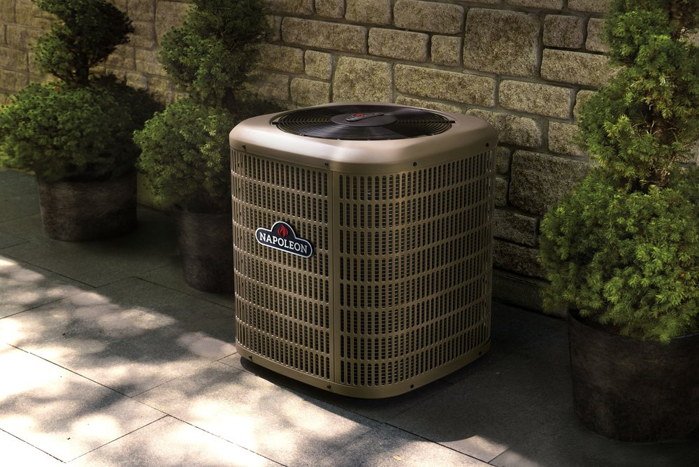 AIR CONDITIONER - Carrier, Napoleon, Trane air conditioner