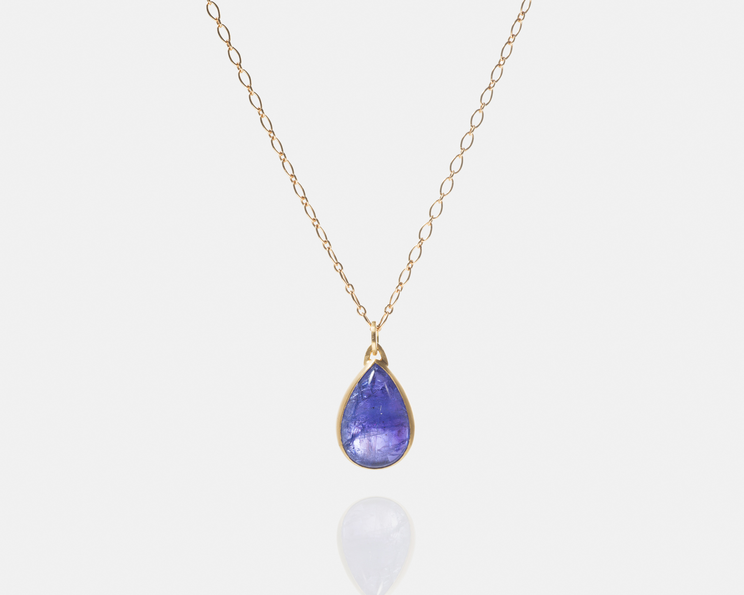 pink impulse kt pendant collection diamond tanzanite necklace and gold in