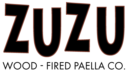 zuzu wood fired paella catering co.