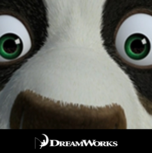 Kung Fu Panda 2 Staring Contest