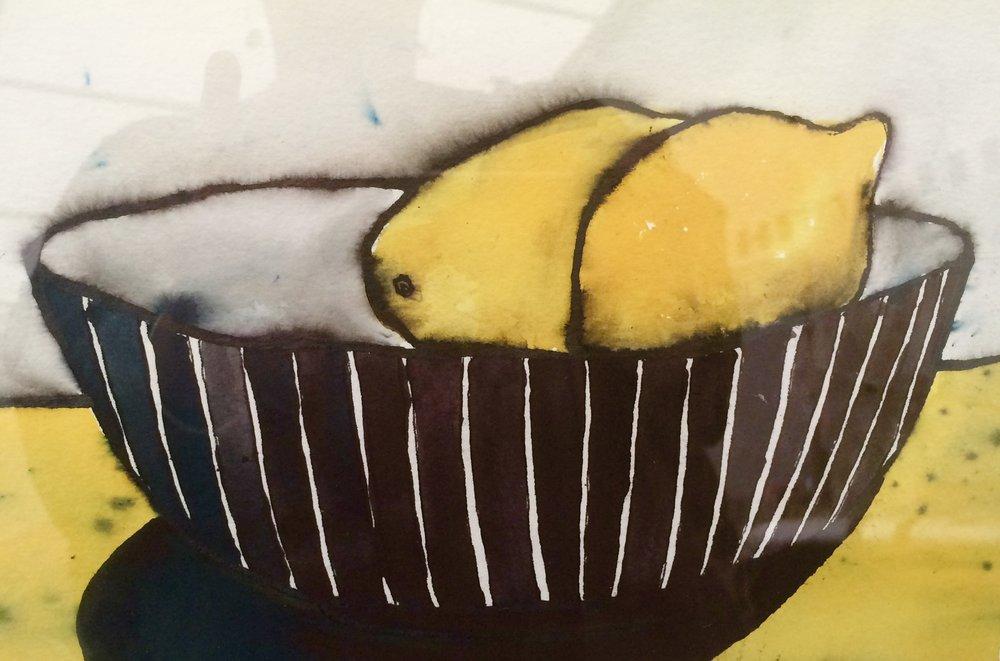 Morning Lemons (sold)