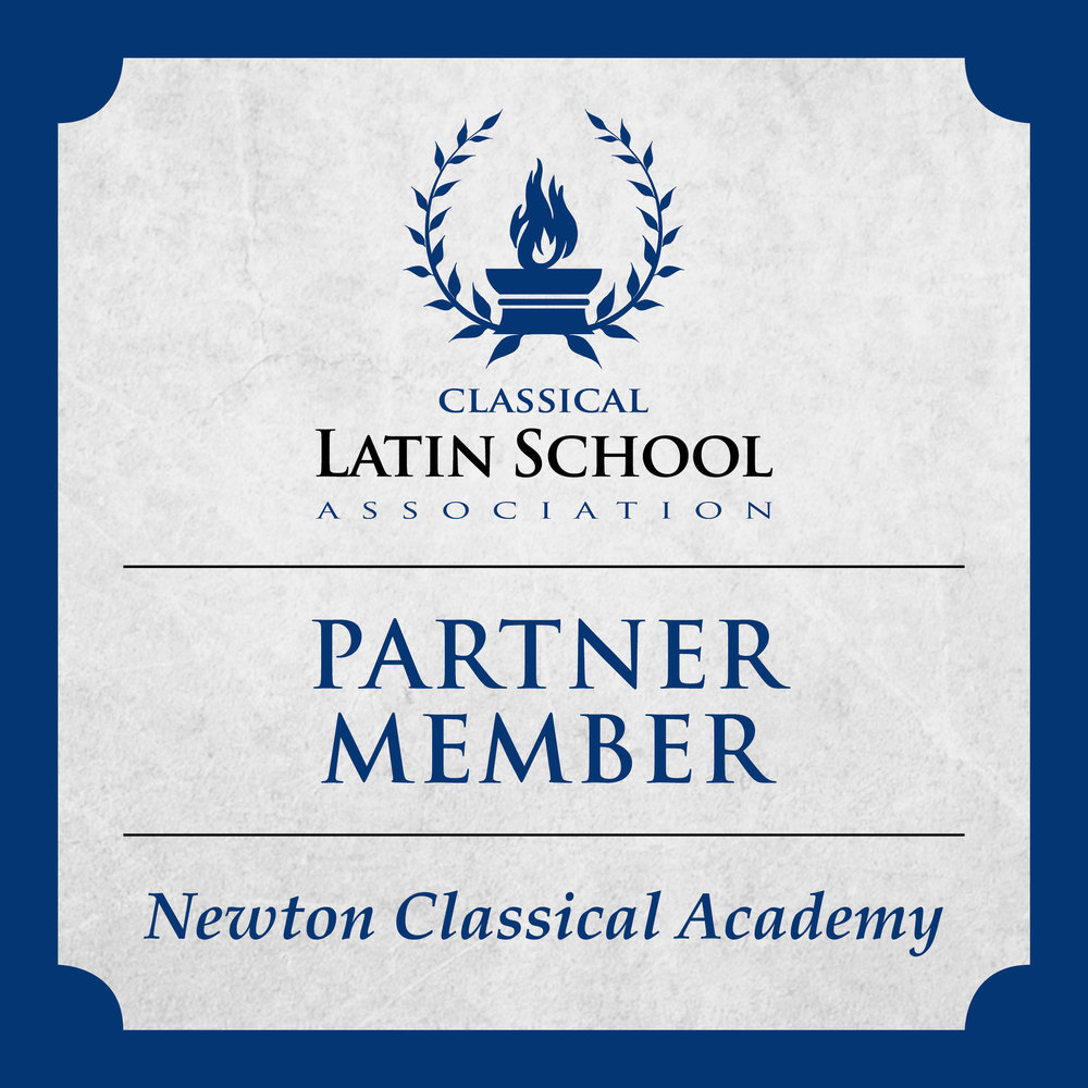 We are a partner member of the Classical Latin School Association. Read more about them at  classicallatin.org .