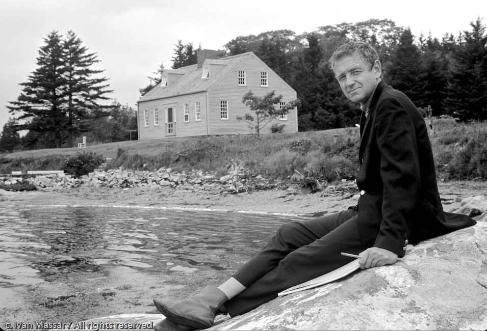 Andrew Wyeth. Cushing, ME, 1970