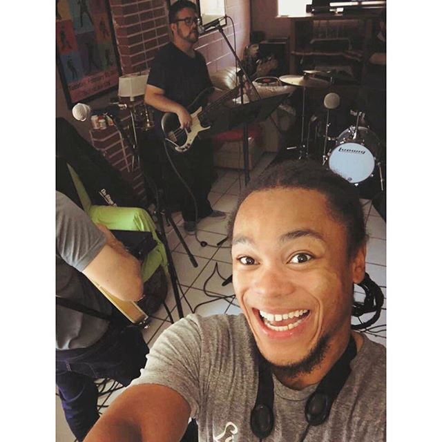 Too excited for this rehearsal! Stay tuned!! 😬  T W E N T Y. T W O. T H I R T Y  in the house... Literally • • • . . . . . . . #shabadahshabadah #excited #life #liveyourlife #vocalizedrumfills #music  #musicians #bass #guitar #drums #vocals #harmony #saxophone #altosax #tenorsax #drums #newmusic #soon #staytuned #ludwig #TwentyTwoThirty @twenty.two.thirty