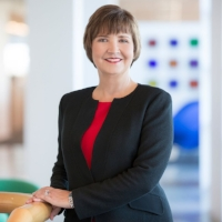 Wendy Bahr, SVP Global Partner Organization at Cisco