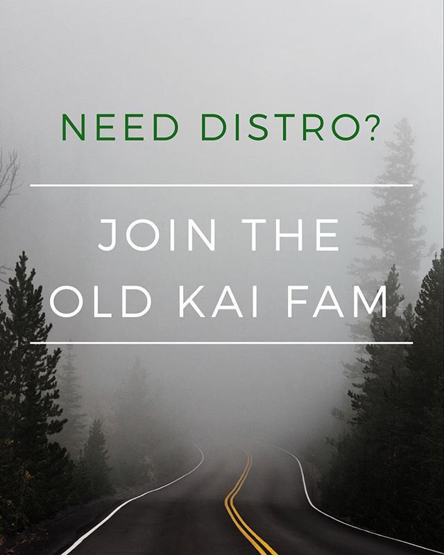 Adding a few [select] brands to our all-star roster. Also offering compliance preparation services any manufacturers in need of guidance. Hit us up if you're looking for top tier data-based logistics, acute compliance, the most passionate sales team and market share in the best dispensaries: info@oldkai.com