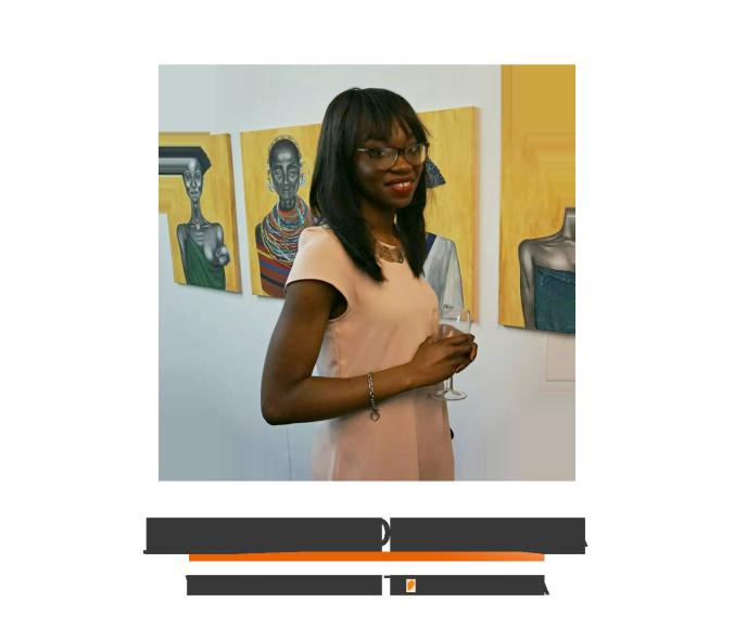 Jessica Omitola _ Ilatoda