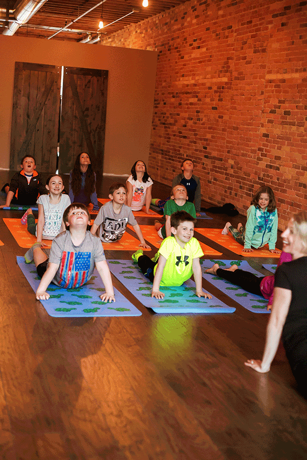 childrens yoga classes howell mi