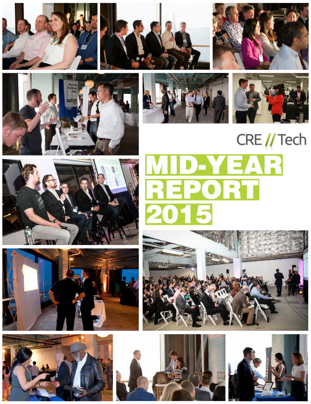 CRE // Tech Mid-Year Report 2015