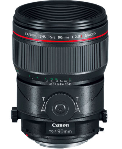Canon Tilt Shift 90mm f/2.8