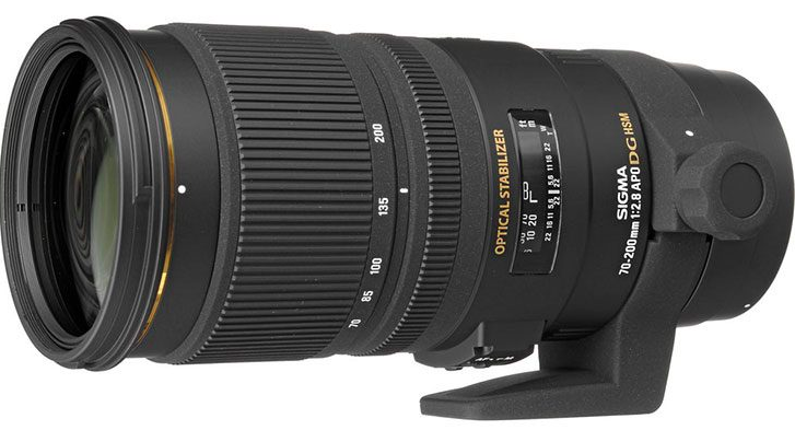 Sigma 70-200mm f/2.8