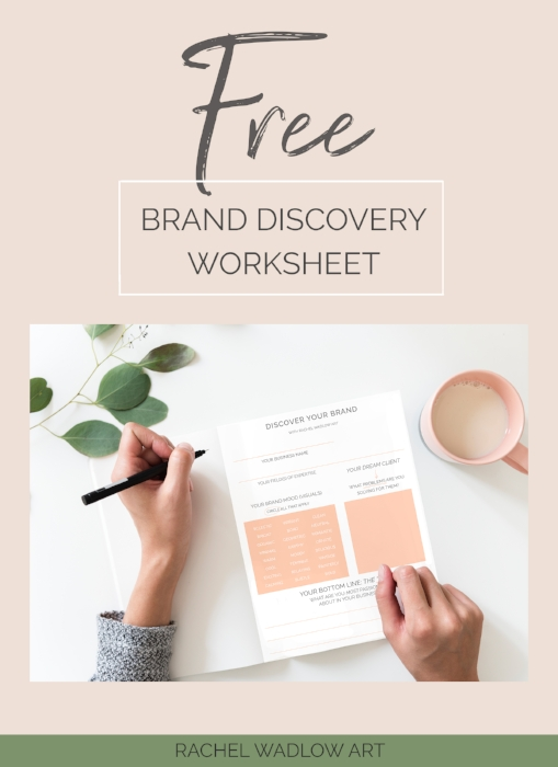 free brand discovery worksheet