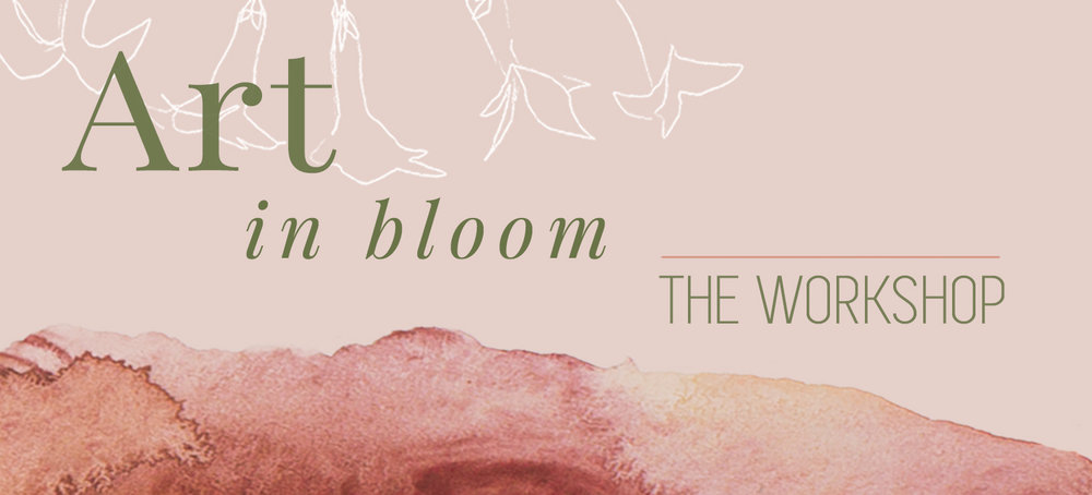art in bloom workshop