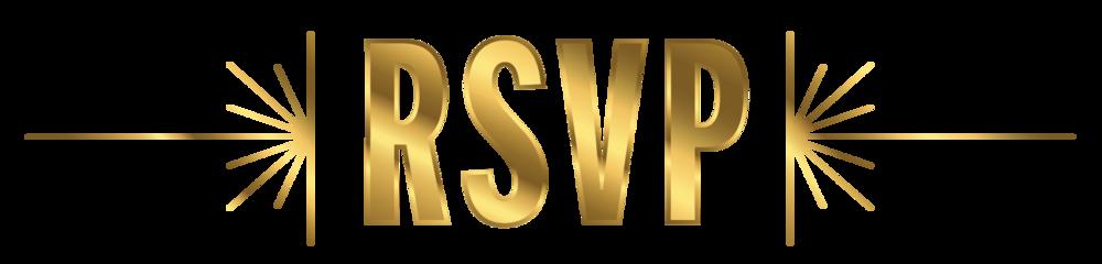 RSVP Gold