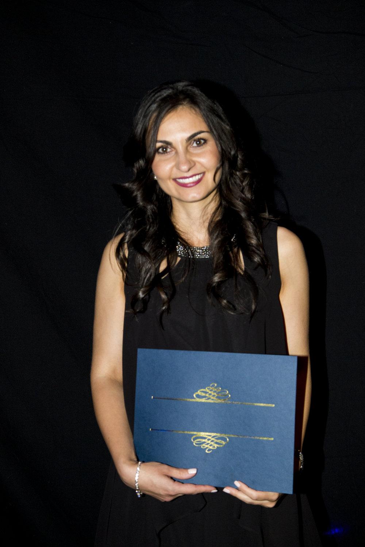Aleksandra Kardasheva, 2016 Scholarship Recipient