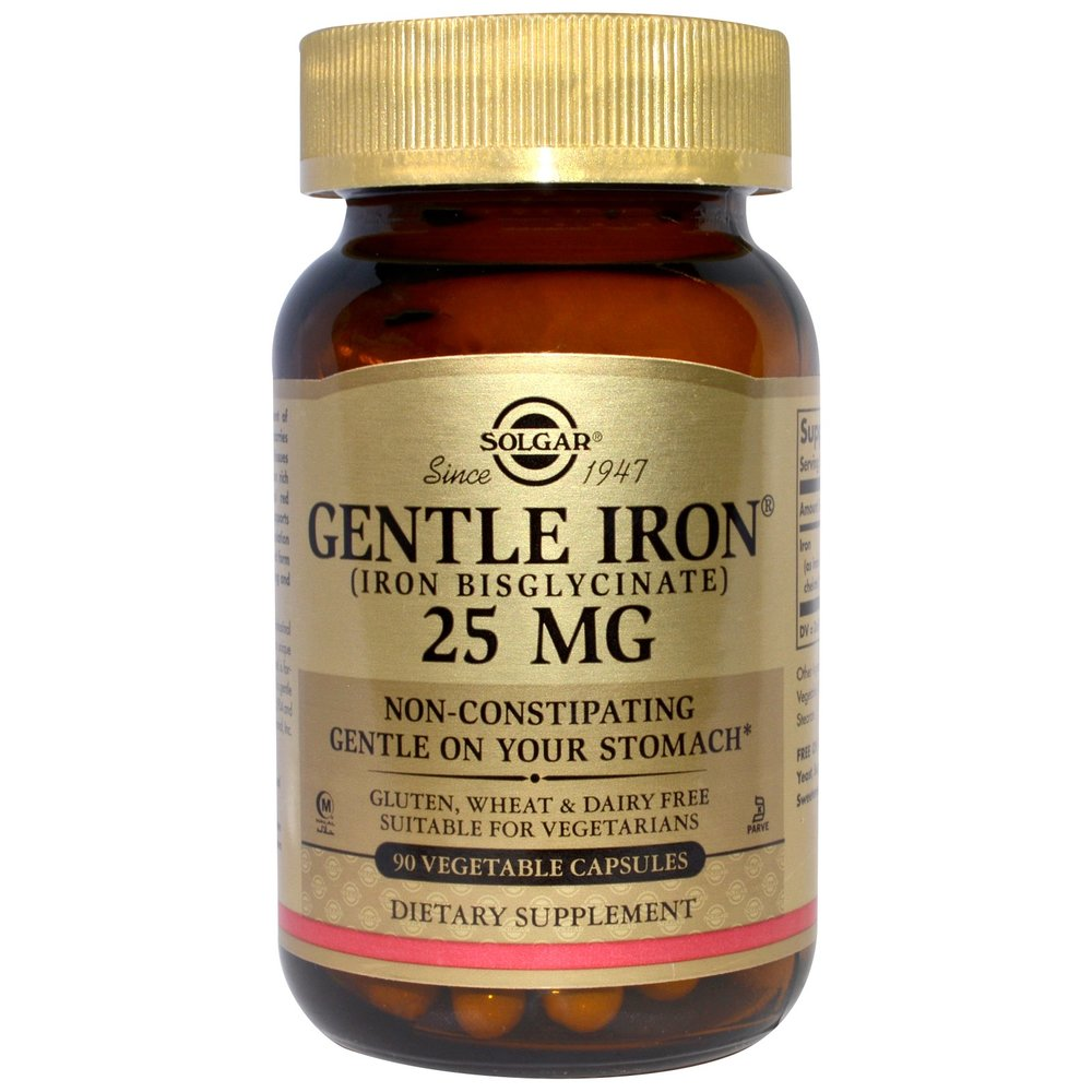 Solgar Gentle Iron International Pharmacy