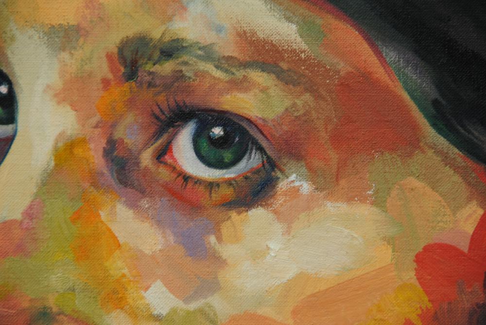 Impression (detail)