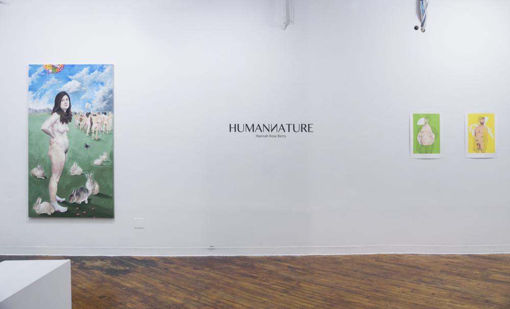 Solo Exhibition, Steuben Gallery, Brooklyn, NY