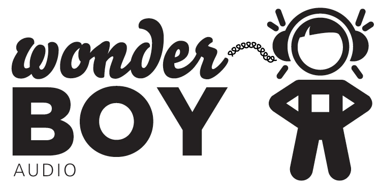 wonder boy audio