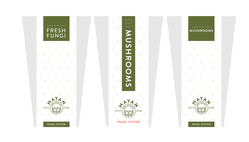 Outer packaging design.