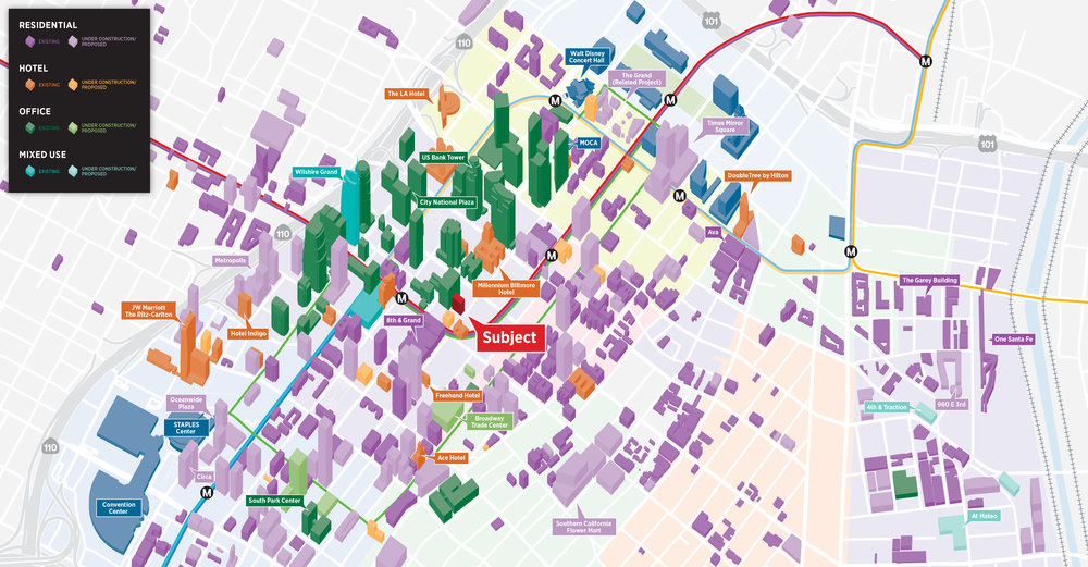 DTLA Downtown Los Angeles CA 3D Buildings Map.jpg