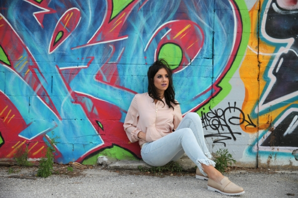 Graffiti and Sneaks
