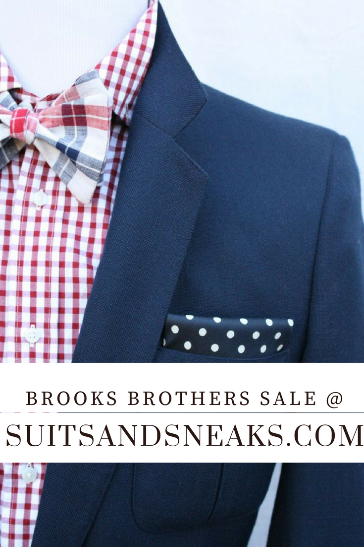 brooks brothers sale