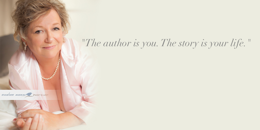 author is you blog page
