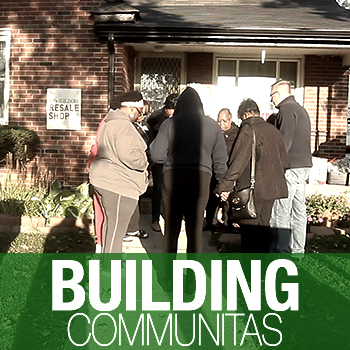 Communitas is a Latin word that means an unstructured community where everyone is equal, it's the very spirit of community. Click to learn more!