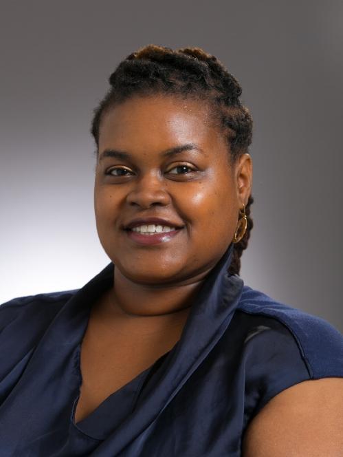 Wayne State Fellow, Alaina Jackson