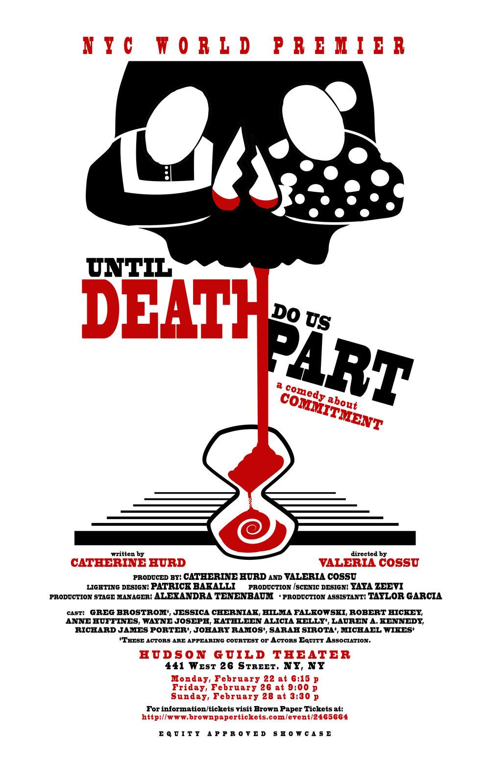 Until Death Do Us Part — Valeria Cossu