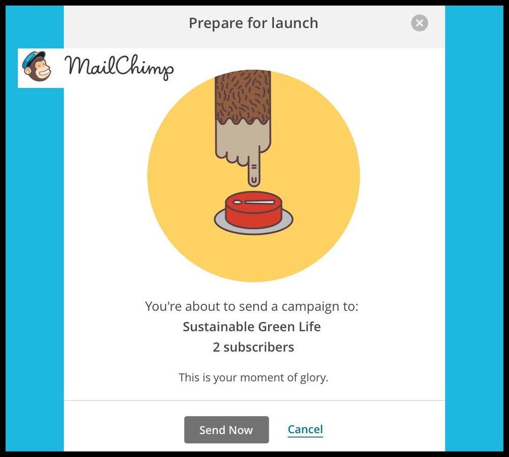 KerryAThompson.com Blog: Going bananas over MailChimp