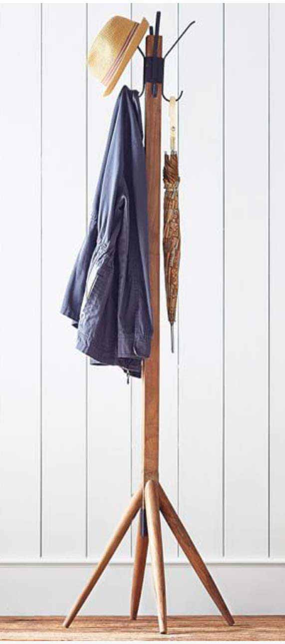 Your website is like this Pottery Barn coat rack. (KerryAThompson.com)